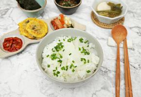 무밥 만들기