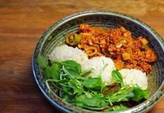 고추참치캔으로 근사한 비빔밥 만들기 : 참치 비빔밥 / Tuna Bibimbap