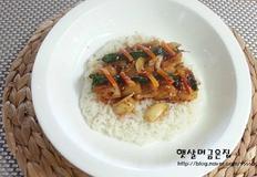 장어덮밥 만드는법 원기회복 보양식