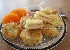 감자까스 - 감자크로켓