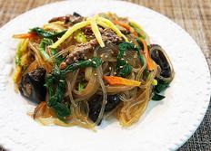 맛있는 잡채, 불지 않는 소고기 잡채 만들기