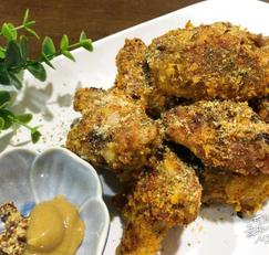 고추바사삭 치킨 만들기, 튀기지 않아서 더 건강해요!
