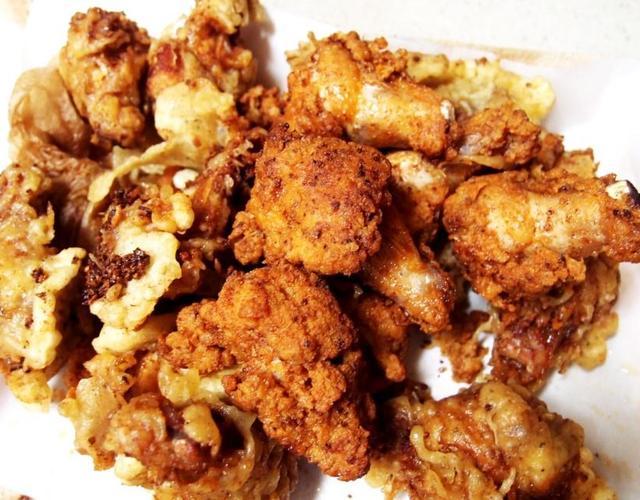 닭날개튀김