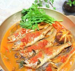 고사리 조기찌개, 칼칼한 국물 요리