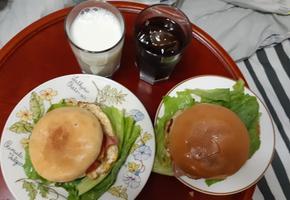 수제 햄버거