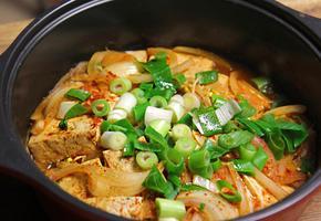 콩나물 두부조림 / bean sprouts Braised Tofu