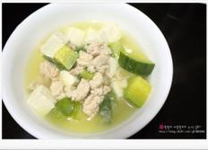 두부 명란젓 찌개 / 명란찌개 - 명란젓 요리