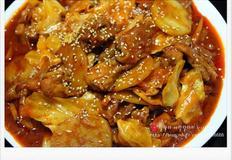 닭갈비 - 술안주로 좋은 닭고기 요리
