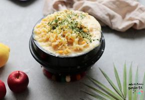 계란찜 만들기, 옥수수넣고 치즈넣고 맛있는 콘치즈계란찜. (+영상)