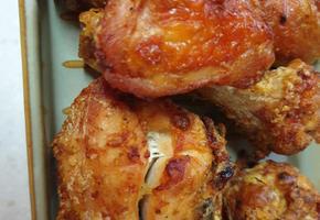 기름 쏙~~ 뺀 오븐 구이 치킨, 치맥 땡기네^^