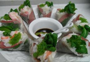 손님초대요리-손말이 누드김밥 말이...초밥초 만들기 + 간단한 테이블쎄팅.