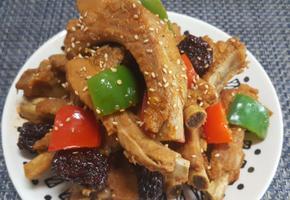 단짠 돼지 등갈비찜 맛있게 요리 만드는법