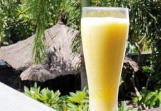 과즙 팡팡 100% : 파인애플 주스 / pineapple juice