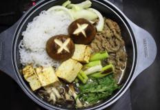 (집에서 즐기는 술안주) 스키야키 / 일본식 전골 - 홈파티 요리