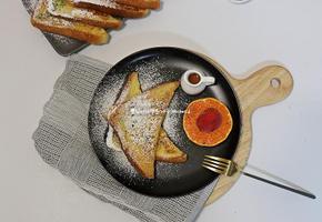 프렌치토스트 만들기 간단한 아침으로 좋아요 :)