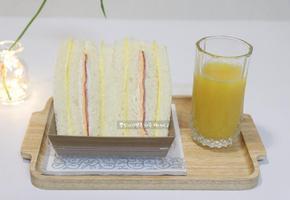 대만 국민 샌드위치 홍루이젠 샌드위치 만들기 간단한 아침메뉴로 좋아요