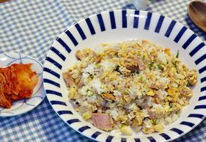버터 간장 계란밥 / rice with egg, soy sauce, Butter