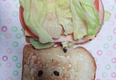 초간단으로 맛있는 햄치즈 샌드위치 만들기
