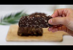 아망디오 쇼콜라 만들기 바삭하고 고소한 아몬드 초코쿠키 레시피