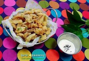 저염식 멈출수 없는 맛/집밥백선생 북어채튀김