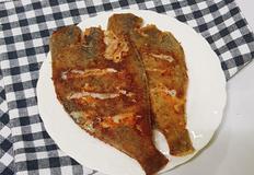 집에서 생선 부서지지않고 맛있게 굽는법