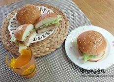 홈메이드 수제 햄버거 만드는법
