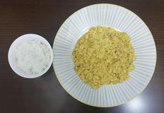 건강식 카레요리, 두부드라이커리 만들기