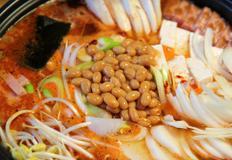 부대찌개 / budae jjigae / Spicy Sausage Stew