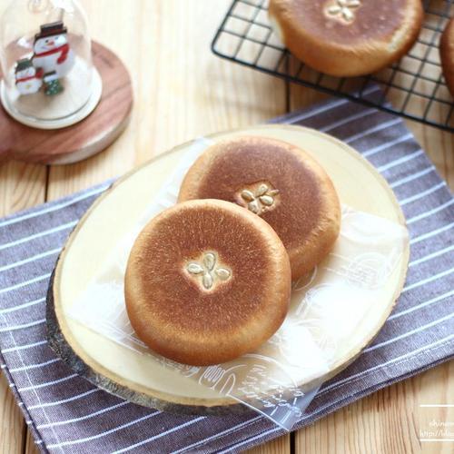 겨울간식 호떡빵 꿀호떡 만들기