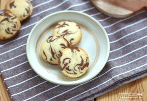 초코 마블 쿠키