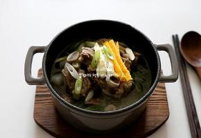 소갈비탕 만드는 법 핏물 빼기부터 끓이는 시간까지 자세히 배워요 :)