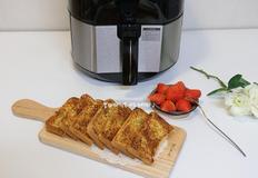 에어프라이어 마늘빵 만들기 5분이면 ok