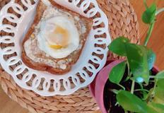 초간단 영양 간식 마약 토스트 만들기 토스트만들기