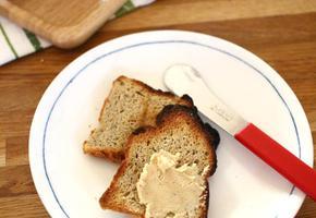 아몬드 브레드 채식빵 비건빵 만들기 :: 노버터 노설탕 베이킹