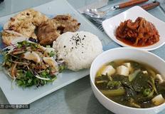 에어프라이어 요리, 토종닭 통구이 스테이크