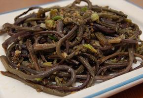 고사리나물 맛있게 하는법~