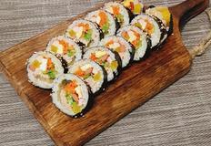 전참시에 나온 시원하고 깔끔한 묵은지 참치 김밥 만들기