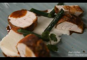 겉바속촉! 닭가슴살 룰라드 와 컬리플라워 퓨레! 주말에 만들어드세요!