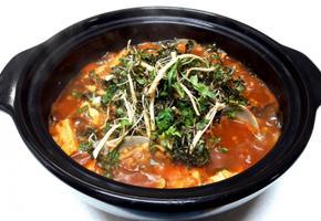냉이 된장 찌개 제철요리