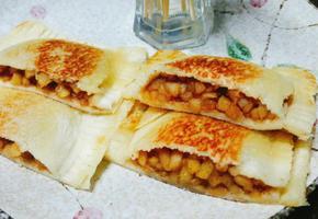 식빵으로 애플파이 만들기 NO오븐
