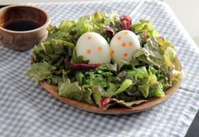 계란 공룡알 : 봄나들이 다이어트 도시락 / Diet egg lunch box