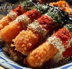 에비동, 새우튀김덮밥 만들기~♥