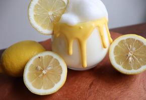 레몬우유? 레몬크림치즈우유!(혀 끝을 감도는 상큼한 맛!)