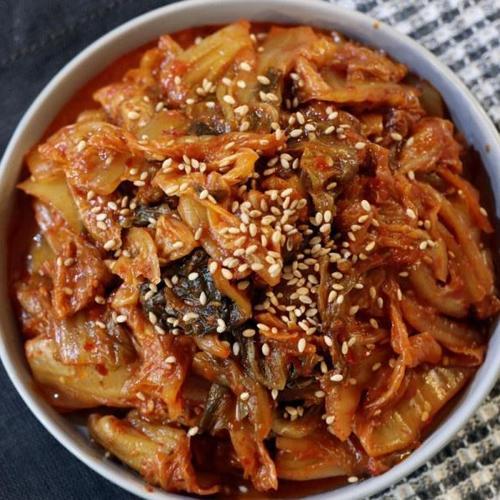 김치볶음 언제나 맛있는 김치요리