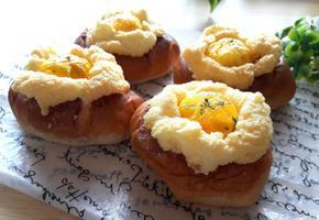 에어프라이어 머랭 계란빵~ 두가지 계란빵 만들기