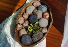 진짜 돌이야? 돌멩이 초콜릿 만들기!
