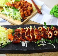 바다장어 양념구이 (에어프라이어 요리)