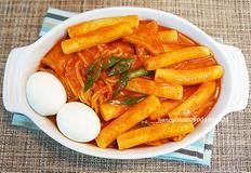 간단한고 맛있는 떡볶이 만드는 법, 초간단으로 맛있는 떡볶이 간식