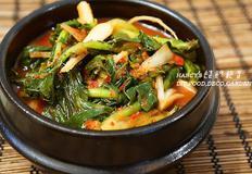 시원한 감칠맛 최고! 열무 김치, 열무 물김치, 열무비빔밥