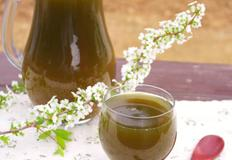 향긋함으로 마시는 전통음료 ~봄나물 쑥으로 만드는 쑥식혜!